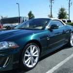 Jaguar detailed in Dulles Virginia