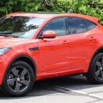 Jaguar E Pace detailed in Sterling Virginia