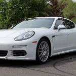 Porsche Panamera detailed in Brambleton Virginia